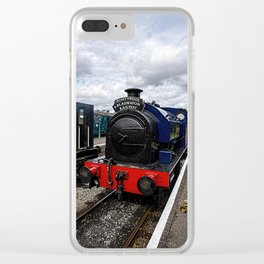 Empress No 3061 Clear iPhone Case