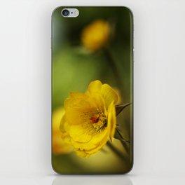 yellow. iPhone Skin