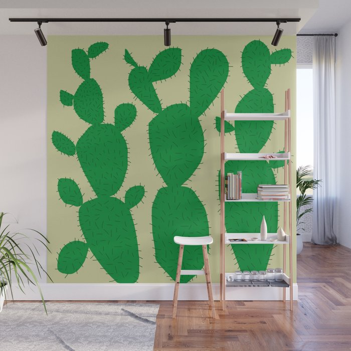 cactus Wall Mural