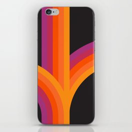 VHS Bounce iPhone Skin