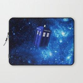 TARDIS SPACE OF TIME Laptop Sleeve