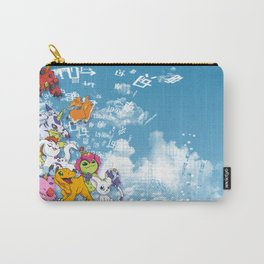 Digimon Adventure Partners Carry-All Pouch