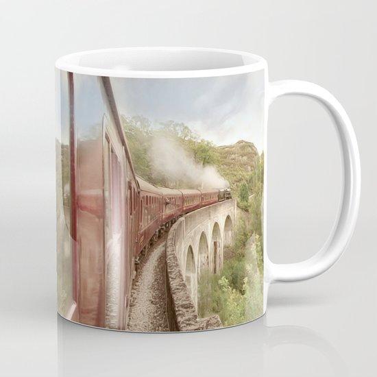 Full Steam Ahead Mug