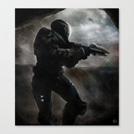 The Covenant is on Reach Canvas Print