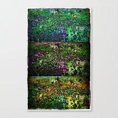 In my garden Canvas Print