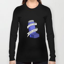 It Ain't Easy Bein' Wheezy Long Sleeve T-shirt