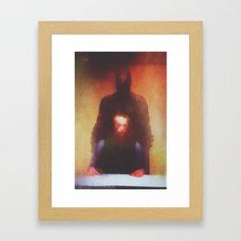 interrogation Framed Art Print