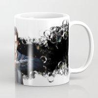 stiles Mugs featuring Void Stiles by Hosio