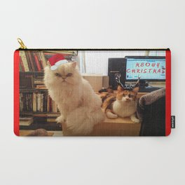 LES CATASTROPHES XMAS EDITION Carry-All Pouch