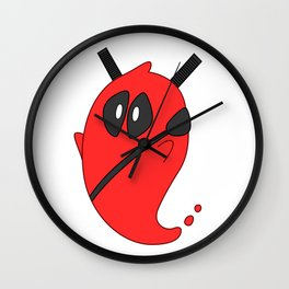 Chimichanga! Wall Clock