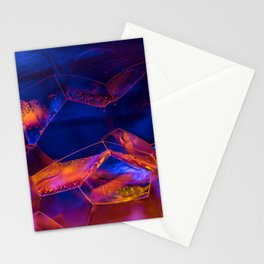 Fire Bubbles Stationery Cards