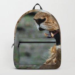 Cat by joel herzog Backpack
