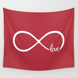 Infinite Love! Wall Tapestry