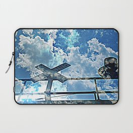 A Place In The Clouds Laptop Sleeve