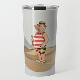 Sandcastles Travel Mug
