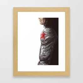 empires fall Framed Art Print
