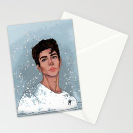 Manu Rios (original) Stationery Cards