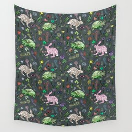 The Tortoise and The Hare Wall Tapestry