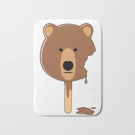 Bear Ice Cream Bath Mat