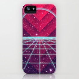 A Thousand Miles iPhone Case