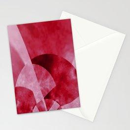 Thinking of Cherry Jello Salad Stationery Cards