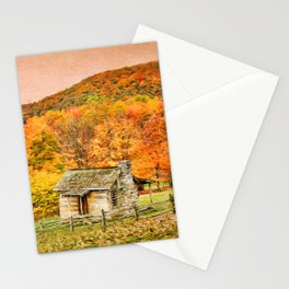 An Autumn View Stationery Cards