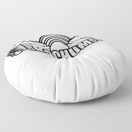Made in Bochum Floor Pillow