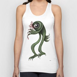 Monster is back  Unisex Tank Top