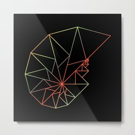 UNIVERSE 59 Metal Print