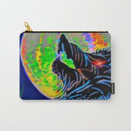 """""""Werewolf Moon"""" Carry-All Pouch"""