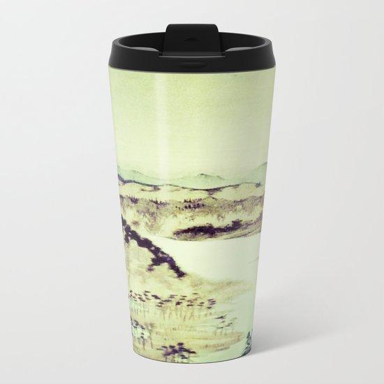 As the birds fly towards Kanoi Metal Travel Mug