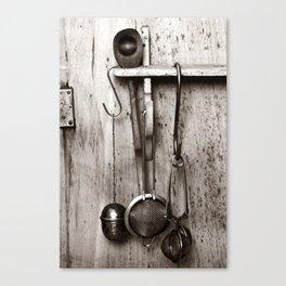 KITCHEN EQUIPMENT - Duplex Canvas Print