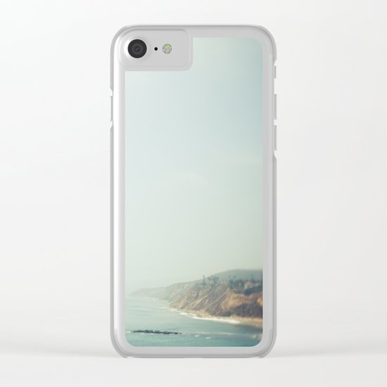San Pedro Clear iPhone Case