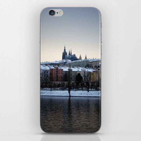 Prague Castle iPhone & iPod Skin