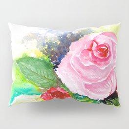 Pink Mystique Pillow Sham