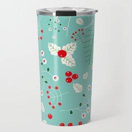 Mistletoe Acqua Travel Mug