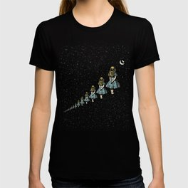 Infinite Wondering Nights - Alice In Wonderland T-shirt
