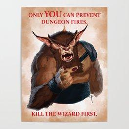 Smoke, The Bugbear Poster