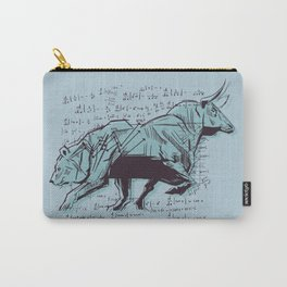 Stock Market Analysis Finance Carry-All Pouch
