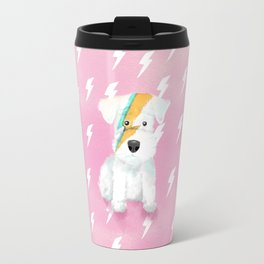 Ziggy the Schnauzer Travel Mug