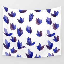 Read My Tulips Wall Tapestry