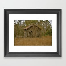 The Shack Framed Art Print