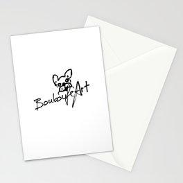 BoubouleArt logo Stationery Cards