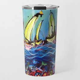 Magnificence Abounds Travel Mug