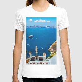 Santorini ii T-shirt