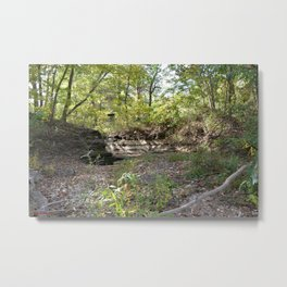 Hanging Rock & Peavine Hollow Series, No. 23 Metal Print