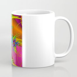 Explosion in a paint factory! Coffee Mug