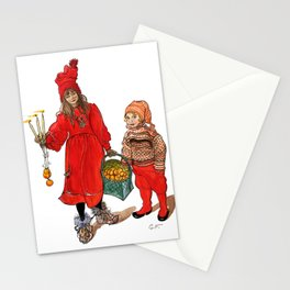 A Swedish Tale Stationery Cards