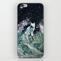 wizard iPhone & iPod Skins featuring WIZARD by Beth Hoeckel