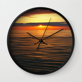 Cromer Seascapes Wall Clock